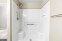 Primary bathroom - 19375 CYPRESS RIDGE TER #516, LEESBURG