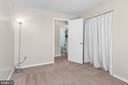 Second Bedroom - 6350 FENESTRA CT #129A, BURKE