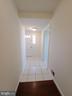 Entrance hallway - 14352 SAGUARO PL, CENTREVILLE