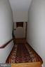 Stairs to upstairs - 8703 SUDBURY PL, ALEXANDRIA