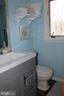 Upper level Full bath - 8703 SUDBURY PL, ALEXANDRIA