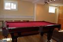 Pool Room - 8703 SUDBURY PL, ALEXANDRIA