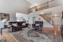 Family Room - 9696 ANJOU CT, MANASSAS