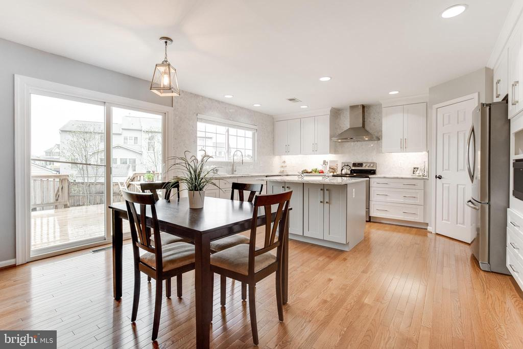 Breakfast Room - 9696 ANJOU CT, MANASSAS