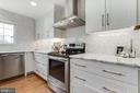 Kitchen Stainless Steel Appliances - 9696 ANJOU CT, MANASSAS