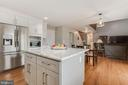 Kitchen - 9696 ANJOU CT, MANASSAS