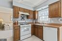 Kitchen - 9729 IRONMASTER DR, BURKE