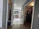 Entrance to master bath - 105 JEFFERSON AVE, LOCUST GROVE