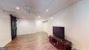 Basement recreation room - 3014 MEDITERRANEAN DR, STAFFORD