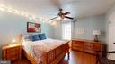 Bedroom 2 awaits your guests - 3014 MEDITERRANEAN DR, STAFFORD