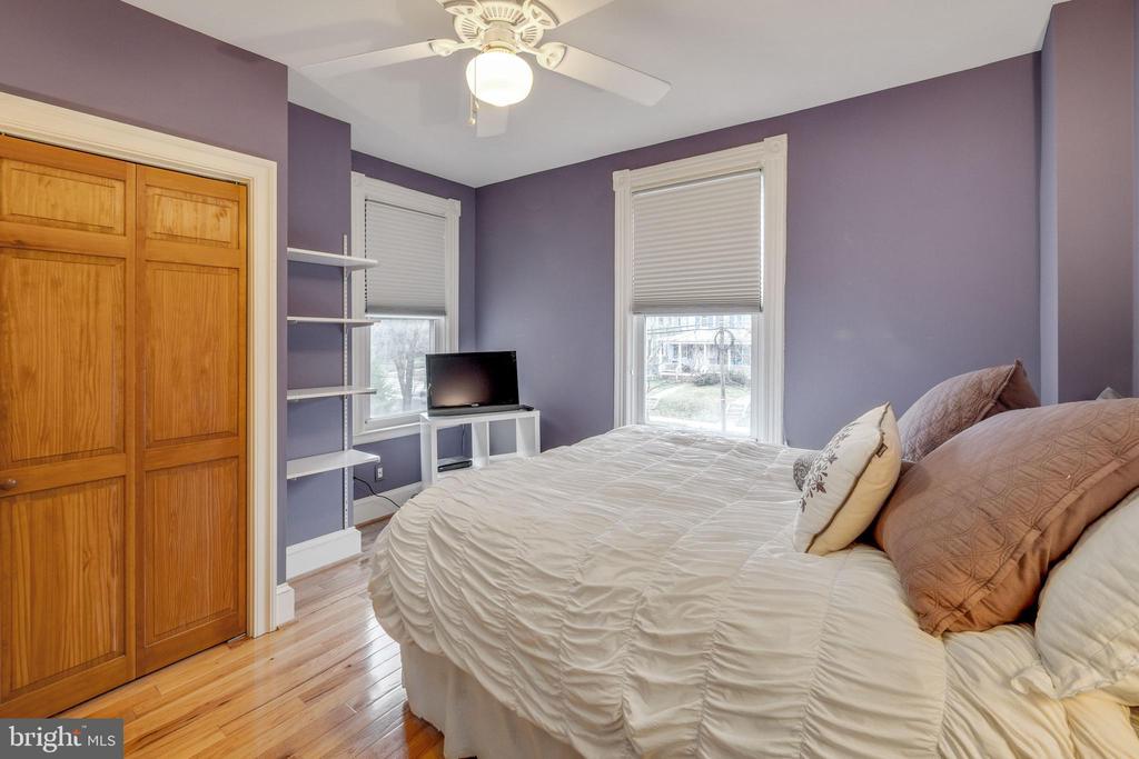 Spacious closets - 1244 MONROE ST NE, WASHINGTON