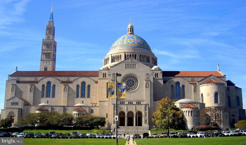 One of many universities nearby - 1244 MONROE ST NE, WASHINGTON