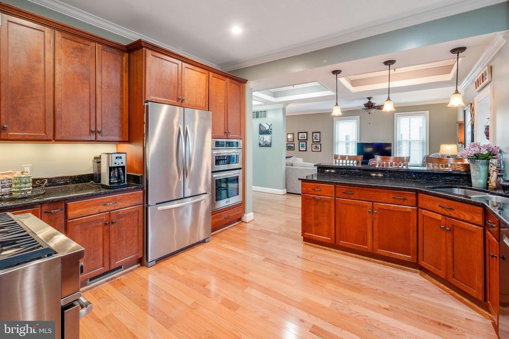Kitchen appliances updated - 1244 MONROE ST NE, WASHINGTON