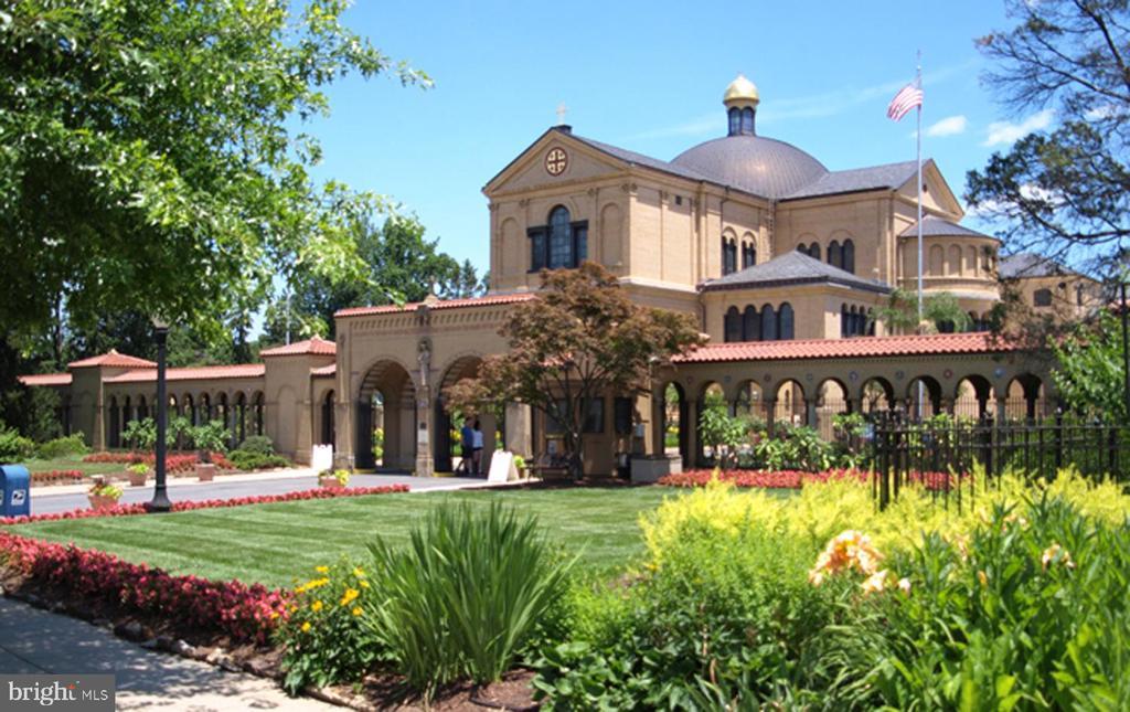 Nearby Franciscan Monastery has DC catacombs - 1244 MONROE ST NE, WASHINGTON