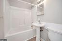 Full Bathroom - 214 FRAZIER ST, FREDERICKSBURG