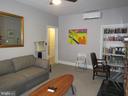 Second-floor living room - 1440 S ST NW, WASHINGTON
