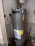 Second-floor newly installed hot-water heater - 1440 S ST NW, WASHINGTON
