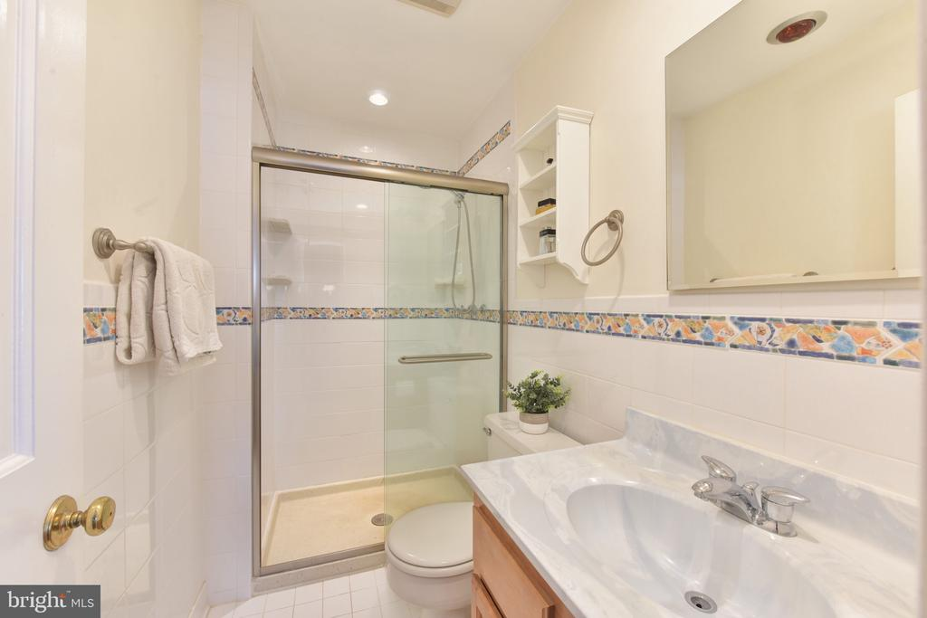 Primary bath with larger shower - 320 N ROYAL ST, ALEXANDRIA