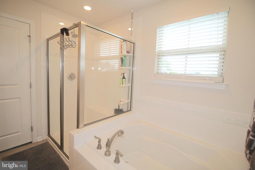 Upgraded shower and Tub - 2532 SWEET CLOVER CT, DUMFRIES