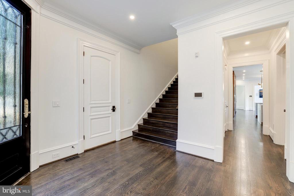 Service Entry / Back Staircase - 1332 MCCAY LN, MCLEAN