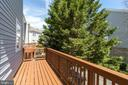 New deck installed in 2020! - 21786 JARVIS SQ, ASHBURN