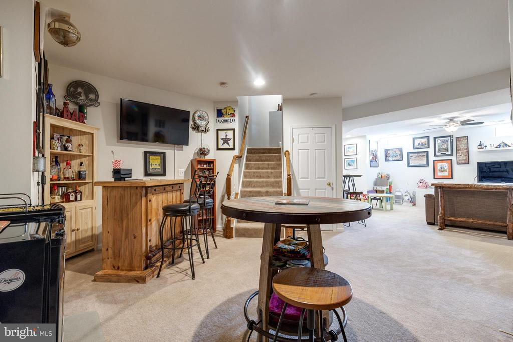 Large, Open Basement - 15659 ALTOMARE TRACE WAY, WOODBRIDGE