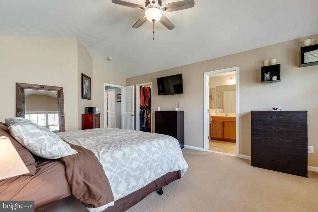 Primary bedroom - 15659 ALTOMARE TRACE WAY, WOODBRIDGE