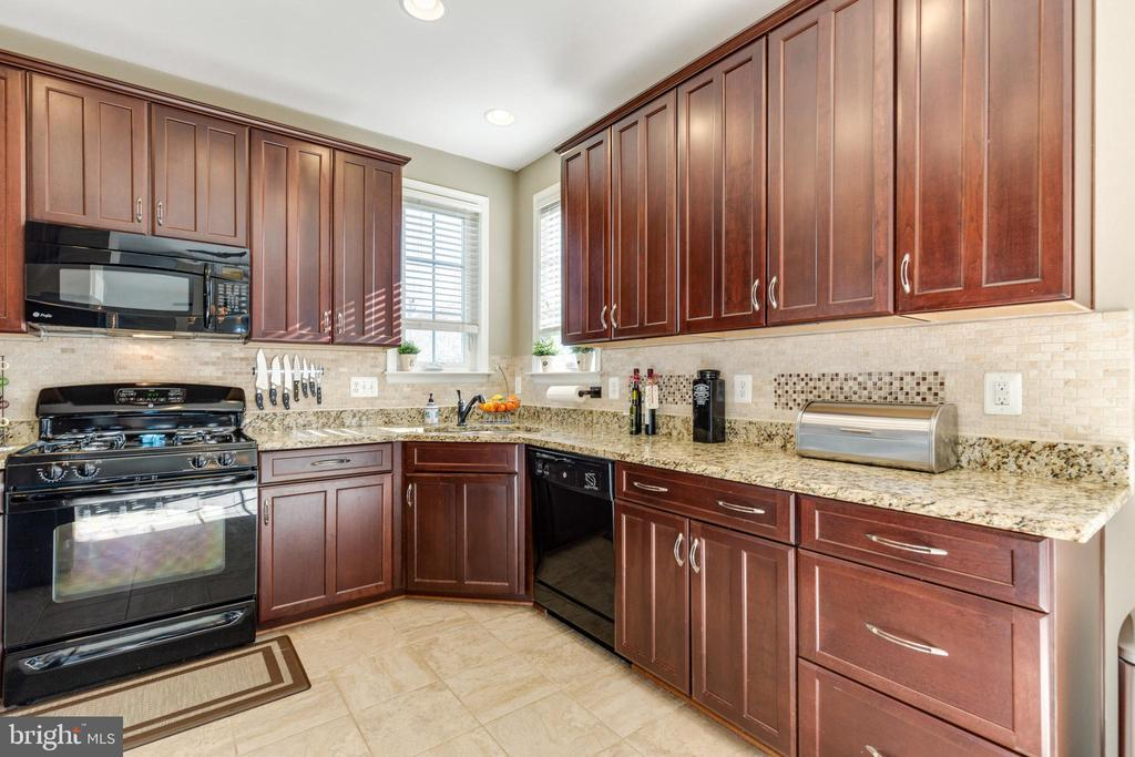 Kitchen - 15659 ALTOMARE TRACE WAY, WOODBRIDGE