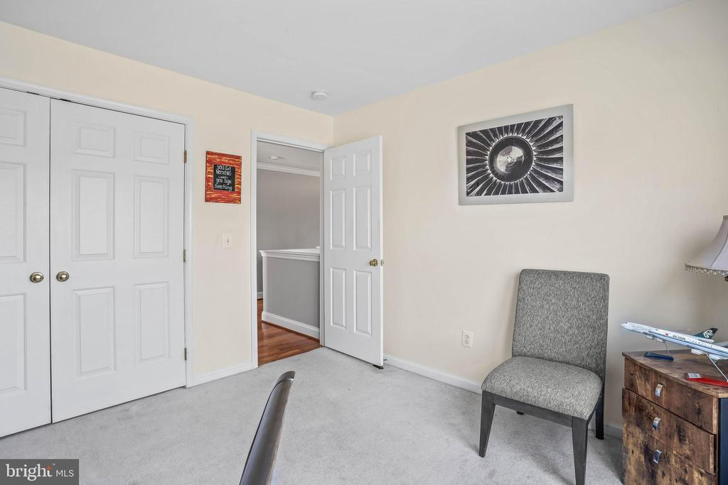 ...with another large closet! - 43191 BURSTALL CT, LEESBURG