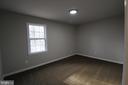 Main Bedroom - 343 ALBANY ST, FREDERICKSBURG