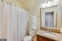 Main Level Full Bath - 21251 FAIRHUNT DR, ASHBURN