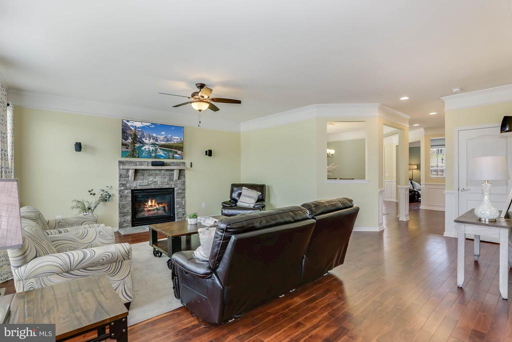 Family Room - 21251 FAIRHUNT DR, ASHBURN