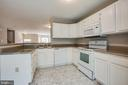 Kitchen NEW Countertops and sink - 206 CROSSING RD, FREDERICKSBURG