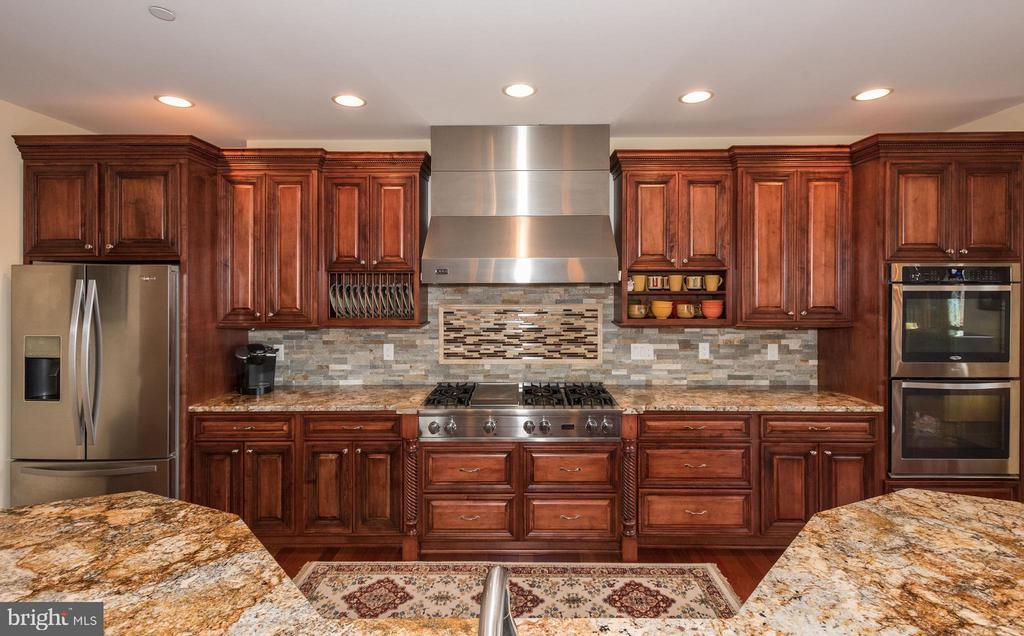 Amazing Kitchen! - 7235 WOODVILLE RD, MOUNT AIRY