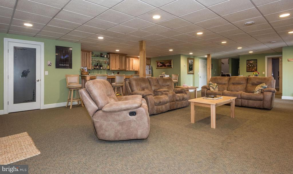 Finished Basement - 7235 WOODVILLE RD, MOUNT AIRY