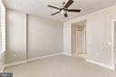 Primary bedroom - 3600 S GLEBE RD #310W, ARLINGTON