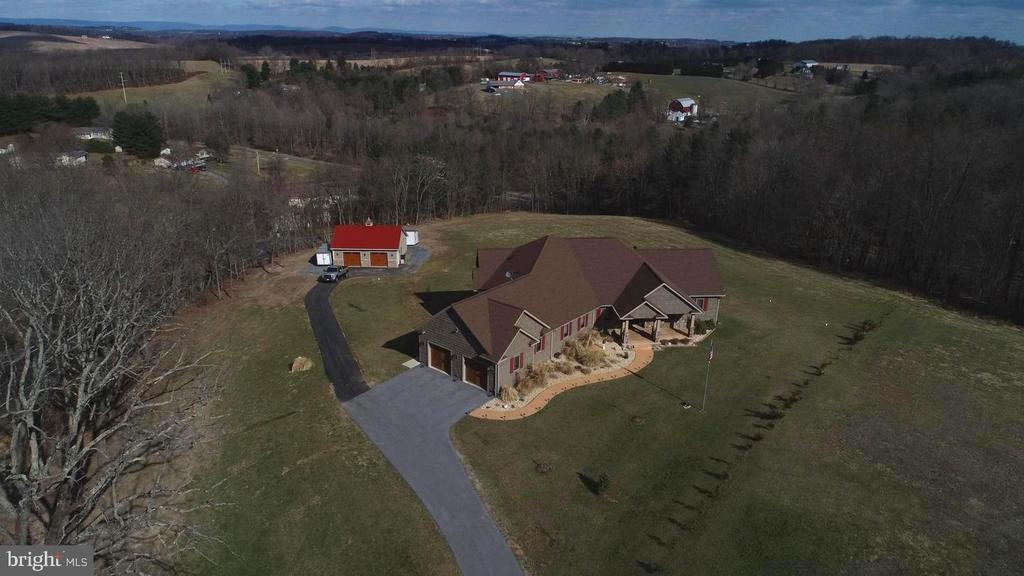 Large, premium lot - 7235 WOODVILLE RD, MOUNT AIRY
