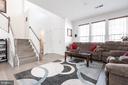 Beautiful new hardwood flooring throughout - 20261 MACGLASHAN TER, ASHBURN