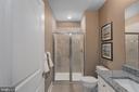 Optional Basement Bath - 0 CROSS CREEK DR #2, COLUMBIA