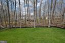 Backs to woods - 9326 MAINSAIL DR, BURKE