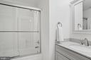 Newly Renovated 2nd Bath - 311 ASHTON DR SW, LEESBURG