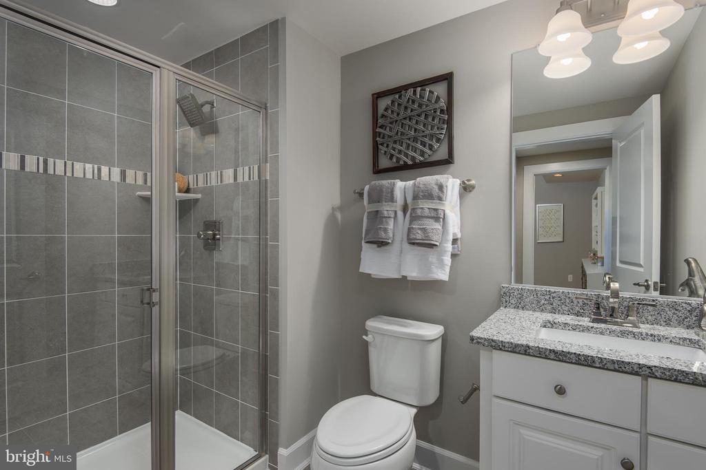 Hall Bath - 0 CROSS CREEK DR #4, COLUMBIA