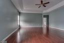 Huge Master Area With Hardwood Floor - 22441 BEAVERDAM DR, ASHBURN