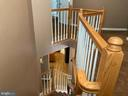 Stairwell - 4170 MCCLOSKEY CT, CHANTILLY