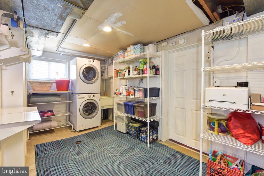 LL Laundry/Storage - 8 E CHAPMAN ST, ALEXANDRIA