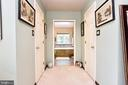 TWO WALK IN CLOSETS - 20693 LONGBANK CT, STERLING