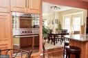 Double wall ovens! - 20693 LONGBANK CT, STERLING