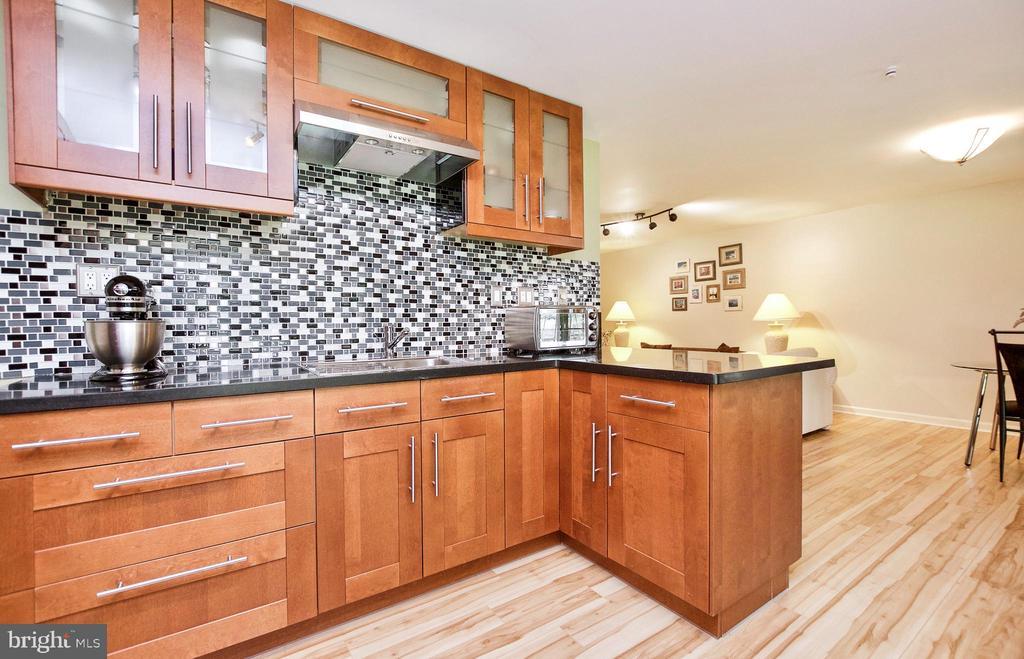 Kitchen - 20693 LONGBANK CT, STERLING
