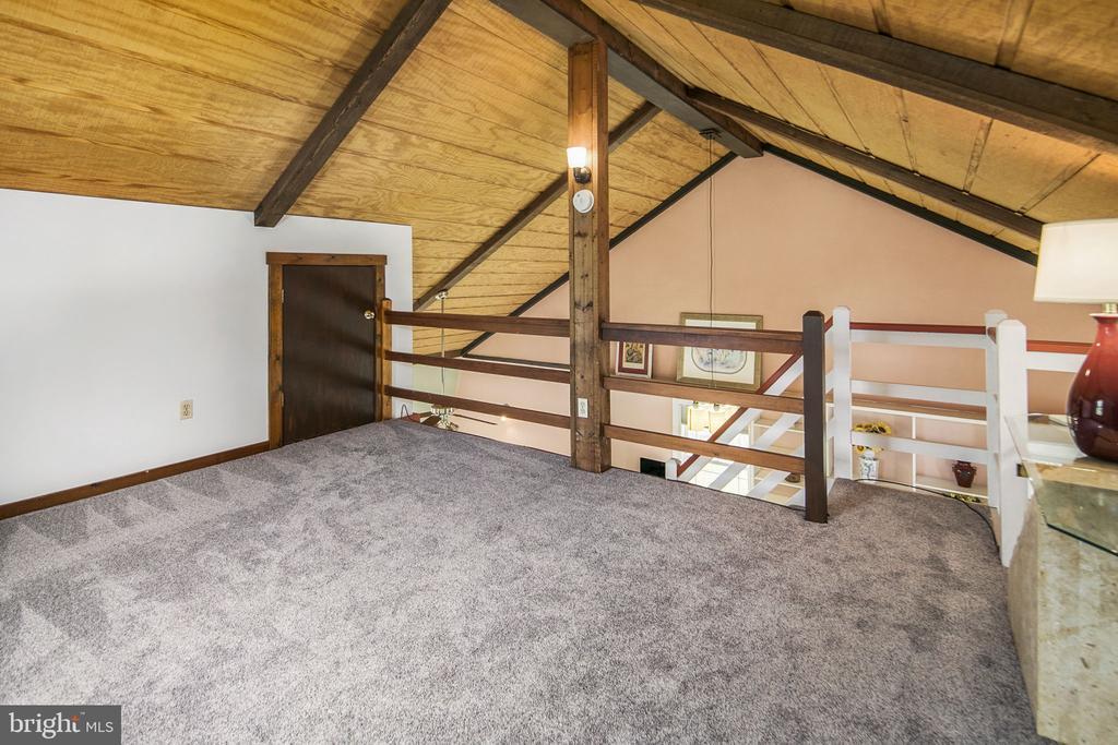 Loft 3rd bedroom - 15 SUNNY WAY, THURMONT