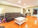 Family room - 16078 DEER PARK DR, DUMFRIES